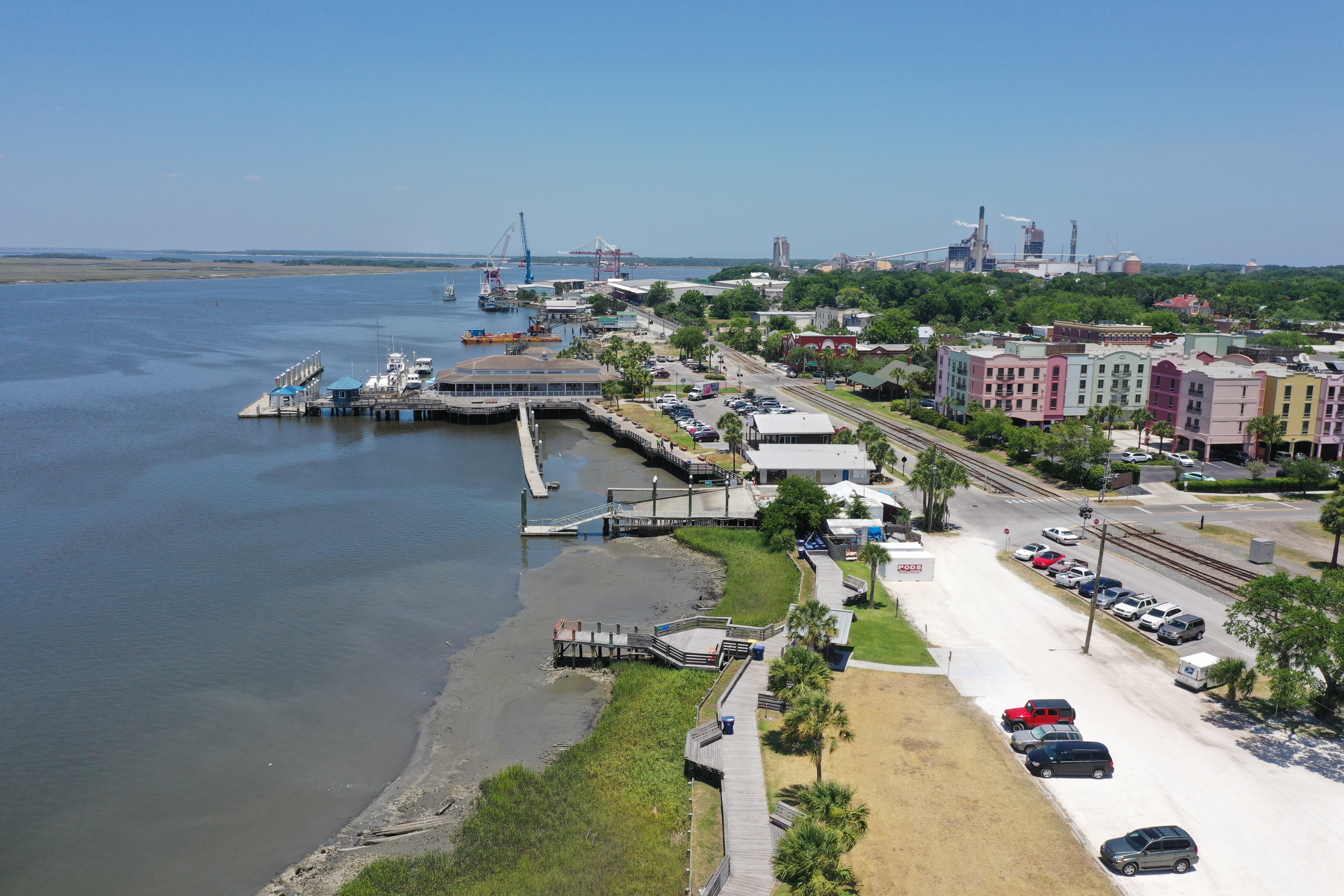 A few thoughts about a Living Shoreline